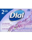 120 Units of 2 Pack 3.2 oz Dial Bar Soap Shipped by Pallet - Soap & Body Wash