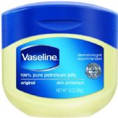 288 Units of Vaseline Original Petroleum Jelly Display Shipped By Pallet - Skin Care