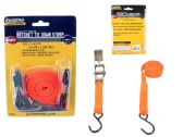 72 Units of Ratchet Tie Down Strap - Bungee Cords
