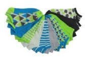 120 Units of Women's Mega Pack No Show Socks - Womens Ankle Sock