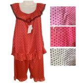 8c10bcb7b9 HOTSELLER 24 Units of Women s 2pc Pajama Set - Women s Pajamas and Sleepwear