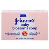 480 Units of Johnson's Blossom Bar Soap Shipped By Pallet - Baby Beauty & Care Items