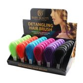 72 Units of Baby Beauty Detangling Hair Brush - Hair Brushes & Combs