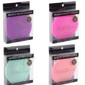 48 Units of Round Make-up Brush Cleaner - Cosmetics