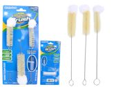 96 Units of 3pc Soft Duster Brushes - Cleaning