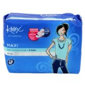 48 Units of 8 Piece Kotex Soft & Smooth Maxi Plus Pad - Personal Care Items