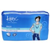 48 Units of 10 Piece Kotex Soft & Smooth Maxi Plus Pad - Personal Care Items