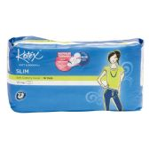48 Units of 16 Piece Kotex Soft & Smooth Slim Pad - Personal Care Items