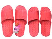 48 Units of Women's Slip On Sandal Assorted Colors - Women's Sandals