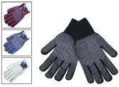 60 Units of Unisex Working gloves With Gripper Palm - Winter Gloves