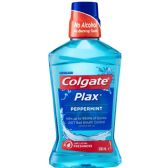 240 Units of Colgate Plax Peppermint Mouthwash Shipped by Pallet - Toothbrushes and Toothpaste