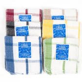 72 Units of Dish Cloth Heavy Waffle Weave 13x13 2pk Assorted - Kitchen Towels