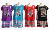 60 Units of Womens Pajamas Set Assorted Colors And Sizes - Women's Pajamas and Sleepwear