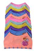 48 Units of Femina Girl Seamless Spaghetti Strap Top - Girls Tank Tops and Tee Shirts