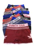 48 Units of X-Road Men's Seamless Boxer Brief - Mens Bathing Suits