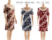 48 Units of Womens Floral Sun Dress - Womens Sundresses & Fashion