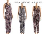 48 Units of Womens Printed Summer Romper - Womens Rompers & Outfit Sets