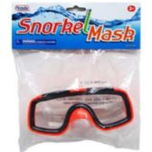 "36 Units of 6"" SNORKEL MASK - Summer Toys"