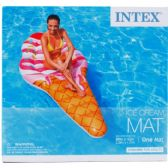 "6 Units of 88""x42"" ICE CREAM MAT IN COLOR BOX, DSGN FOR ADULTS - Summer Toys"