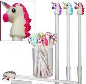 24 Units of Unicorn Stick Pens - Pens
