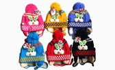 144 Units of Toddler Earflap Beanies Hat Animal Ears Lined Cap Winter Bunny - Junior / Kids Winter Hats