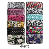 24 Units of Aluminum Wallet [Printed] - Wallets & Handbags
