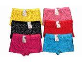 120 Units of Womens Comfort Sheer Lace Tanga Hipster Boyshorts - Womens Panties & Underwear