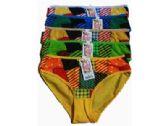 60 Units of Womens Ladies Sexy Cotton Briefs Fashion Patchwork Soft Underwear - Womens Panties & Underwear