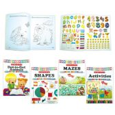 96 Units of Dot To Dot Animals - Coloring & Activity Books