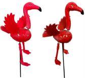 48 Units of Garden Stake Decoration Flamingo - Garden Decor