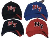 24 Units of NY Baseball Cap With Snap Back - Baseball Caps & Snap Backs