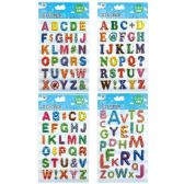 144 Units of Sticker Letters - Stickers