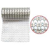 96 Units of Rhinestone Strass Silver - Craft Beads