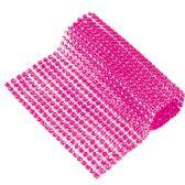 96 Units of Rhinestone Strass Hot Pink - Craft Beads
