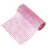 96 Units of Rhinestone Strass Baby Pink - Craft Beads