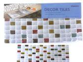144 Units of Wallpaper Tile Sheet - Home Decor