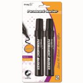 96 Units of Two Count Jumbo Marker - Markers and Highlighters