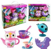 6 Units of 10 Piece Forest Tea Party Sets - Toy Sets