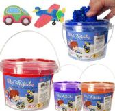 10 Units of Ultra Light Modeling Clay w/ Beads - Clay & Play Dough
