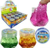 12 Units of Chromatic Crystal Mud Slimes w/ Sparkles - Slime & Squishees
