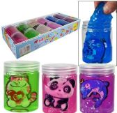 12 Units of Animal Magic Clay Slimes - Slime & Squishees