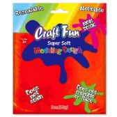 96 Units of Modeling Dough Red - Clay & Play Dough