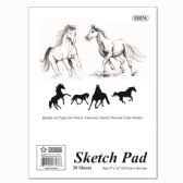108 Units of Sketch Pad - Sketch, Tracing, Drawing & Doodle Pads