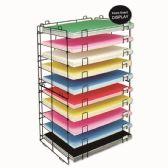 Foam Board Ten Slot Rack - Poster & Foam Boards