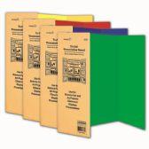 36 Units of Color Tri Board - Poster & Foam Boards