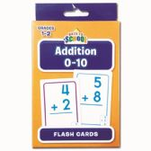 96 Units of Flash Cards Addition - Classroom Learning Aids