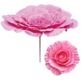 48 Units of Foam Flower Baby Pink - Artificial Flowers