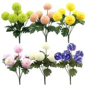 36 Units of Six Head Flower - Artificial Flowers