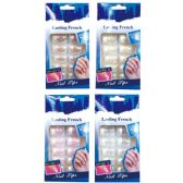 96 Units of Nails Assorted Designs - Manicure and Pedicure Items
