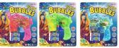 24 Units of Fish Bubble Gun With 2 Refills & Lights - Bubbles
